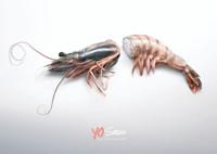 Publicidad creativa para alimentos