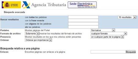Nuevo buscador de legislación de la AEAT y nueva aplicación de certificados