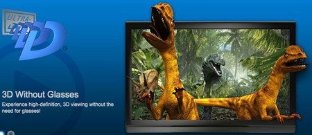 Stream TV lanzará su televisor 3D sin gafas con tecnología Ultra D este mismo año