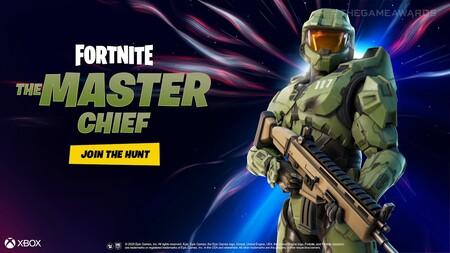 El mismísimo Jefe Maestro demostrará que también puede triunfar en Fortnite ¡y ya está disponible!