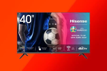 Hisense Tv Entrada 2020