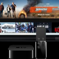 El contenido de Amazon Prime Video dará el salto a la plataforma de la manzana mordida y llegará al Apple TV este año