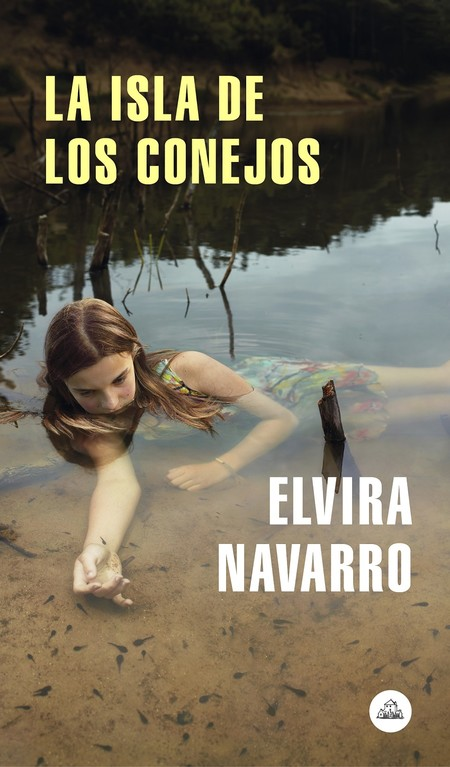 La isla de los conejos de Elvira Navarro