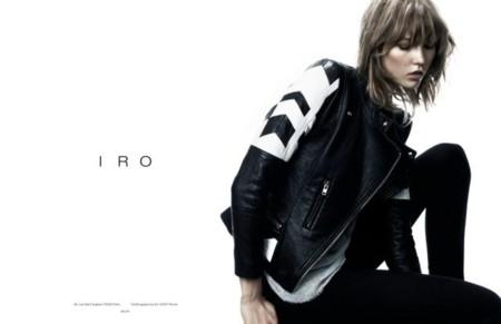 Karlie Kloss y el efortless chic de Iro para este invierno