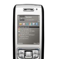 Nokia E65 con Orange