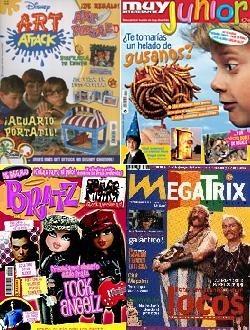 La mala educación de las revistas infantiles