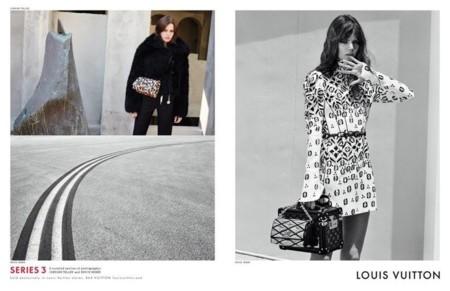Louis Vuitton aglutina caras y fotógrafos de renombre en su campaña Otoño-Invierno 2015/2016