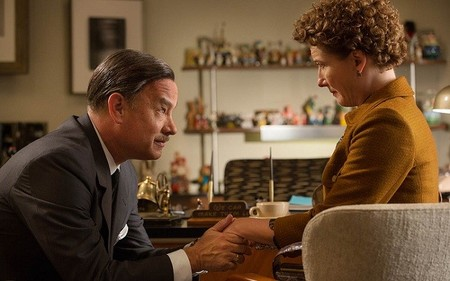 Tom Hanks y Emma Thompson en