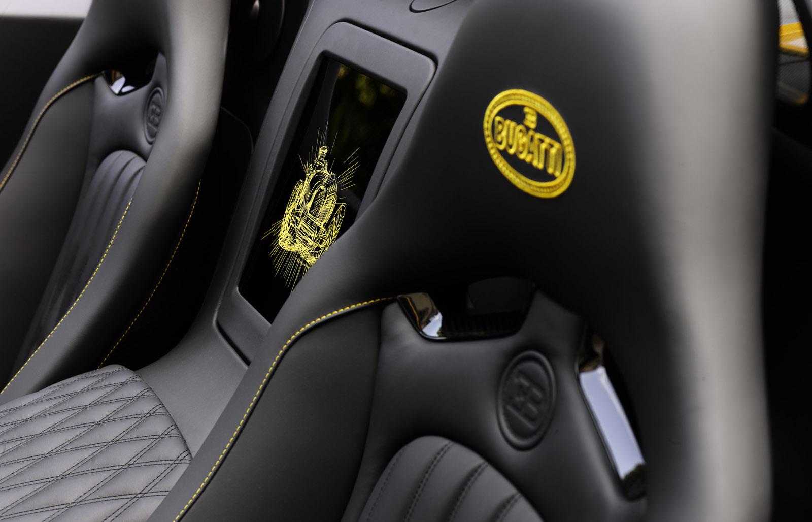 Foto de Bugatti Veyron 1 of 1 (11/12)