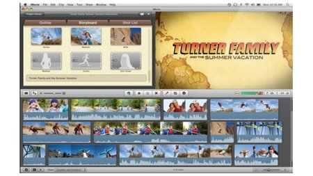 apple imovie ilife 11