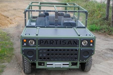 Partisan Suv 8