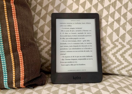 Este libro electrónico es más barato que el Kindle, tiene más capacidad y se ve mejor: compra el Kobo Nia a 79 euros en Amazon