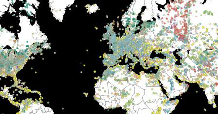 Ahora puedes descubrir qué dinosaurios fueron tus vecinos gracias a este divertido mapa interactivo