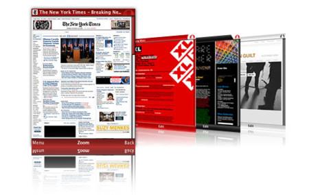 Opera Mini, más de diez mil millones de páginas servidas en junio