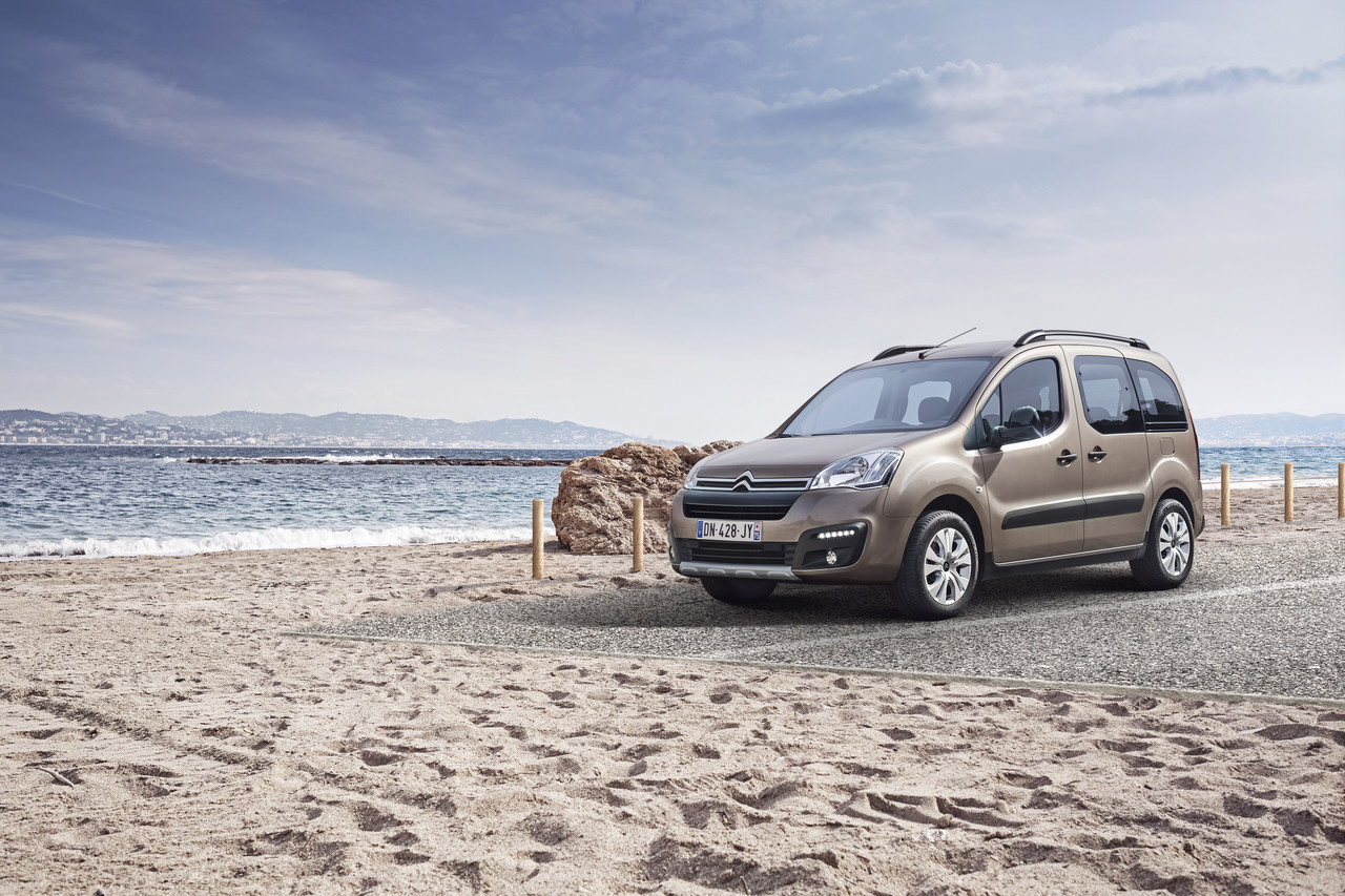 Foto de Citroën Berlingo (27/61)