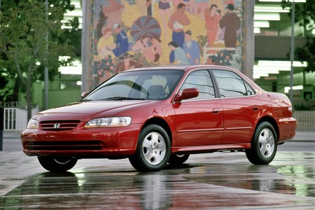 Honda Accord 2001 Takata