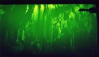 Una cueva vista en hologramas