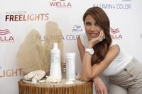 Pilar Rubio luce un nuevo look de la mano de Wella Professionals