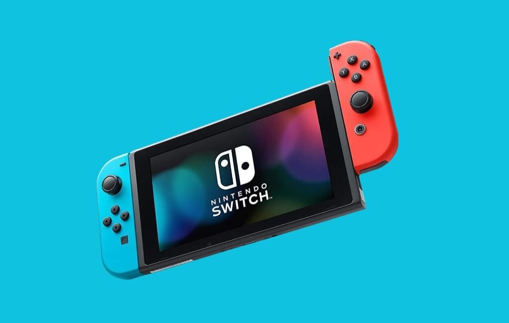 En lo que llega la nueva Nintendo Switch OLED, podemos hacernos con la consola original en oferta por menos de 300 euros en Amazon: su precio mínimo histórico