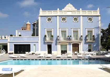 Hotel Ferrero, el hotel cinco estrellas del tenista