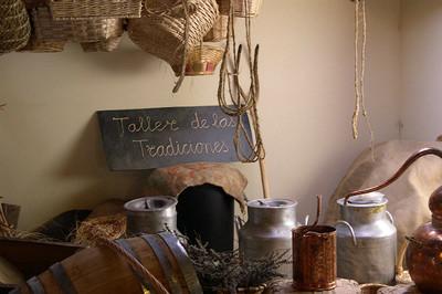 El Taller de las Tradiciones: una escapada gastronómica para aprender a preparar productos artesanales