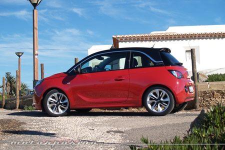 Ha comenzado la producción en serie del Opel Adam