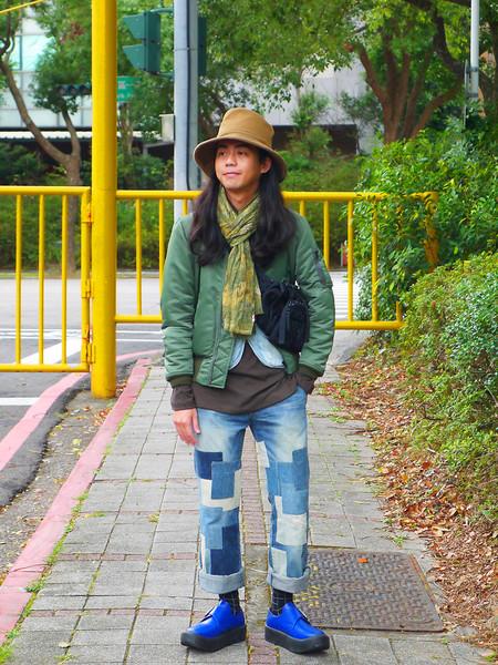 El Mejor Street Style De La Semana Adopta El Color Verde Como El Preferido Para La Transicion 04