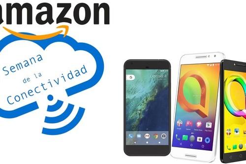 Semana de la Conectividad en Amazon: 3 smartphones Android rebajados, para no gastar más de lo necesario un nuevo móvil