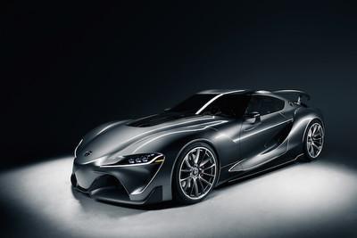 Toyota FT-1, así es otro hermoso coche que llegará a 'Gran Turismo 6'