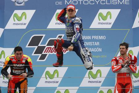 Motorpasión a dos ruedas: victoria de Jorge Lorenzo en Aragón y la relación periodismo-blogs