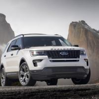 Ford Explorer 2018, el último ajuste antes de una nueva generación