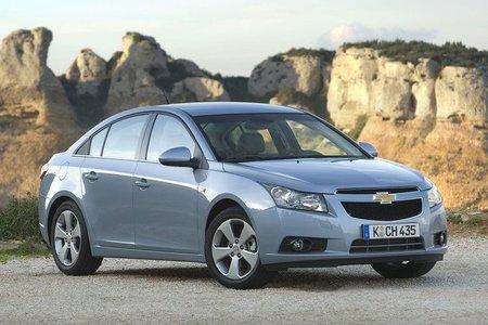 Chevrolet Cruze 2011: más potencia y menos consumo