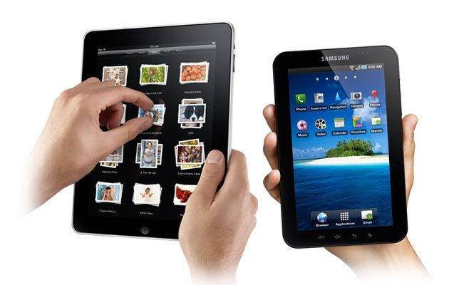 Formatos de 10 o 7 pulgadas, el iPad sigue reinando