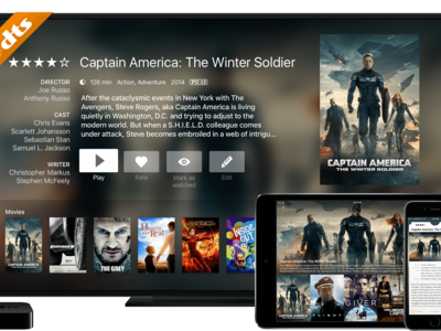 Infuse para Apple TV se actualiza y ya permite reproducir pistas DTS-HD Master Audio y Dolby True HD