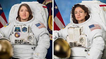 Empieza la cuenta atrás del primer paseo espacial exclusivamente femenino de la Historia: así se puede seguir en directo