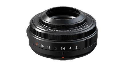 Xf27mmii Lens