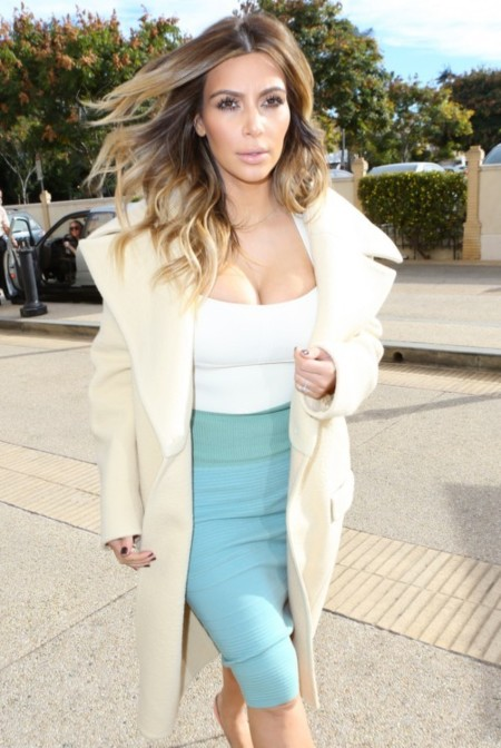 No olvides, como Kim Kardashian, que tu look también es 3D