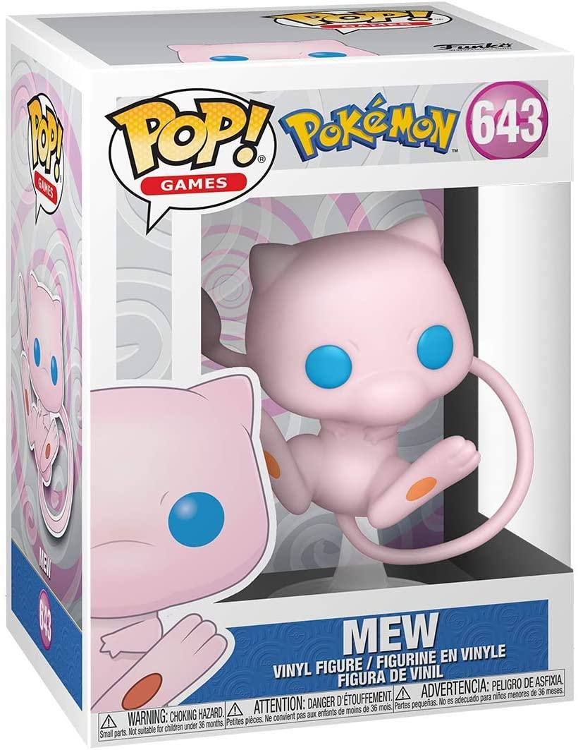 Funko Pop! Games - Pokémon - Mew