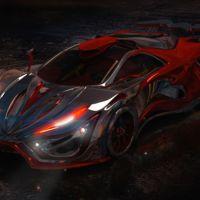 Inferno, el auto mexicano de 1,400 caballos de fuerza