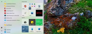 Estos son los pasos necesarios para editar las aplicaciones y carpetas que aparecen en el menú de inicio de Windows 10