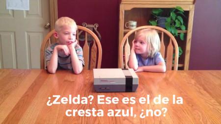 ¿Qué pasa cuando los niños intentan usar tecnologías viejunas por primera vez?