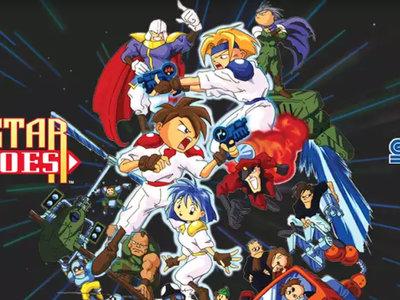 Gunstar Heroes es el nuevo clásico de Sega Forever, descarga gratis esta joya de Mega Drive en tu Android