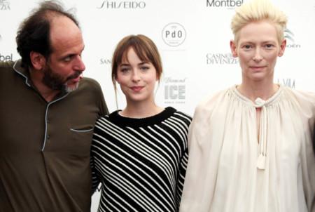 Dakota Johnson y Tilda Swinton protagonizarán el remake de 'Suspiria' de Luca Guadagnino