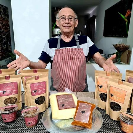 Youtuber Mexico Cumple 79 Anos Tito Charly Abuelito Estrella Youtube Historia Cocina