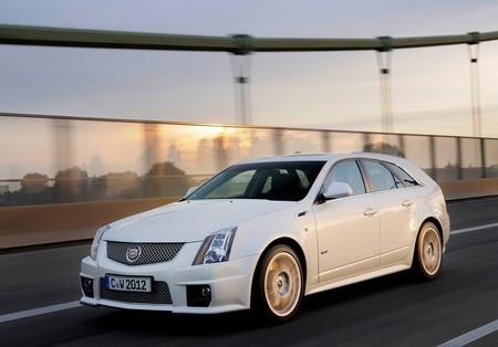 ¡Feliz y supercargado cumpleaños, Cadillac V-Series!