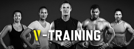 V Training App Ios Android Uber Instructores Fitness
