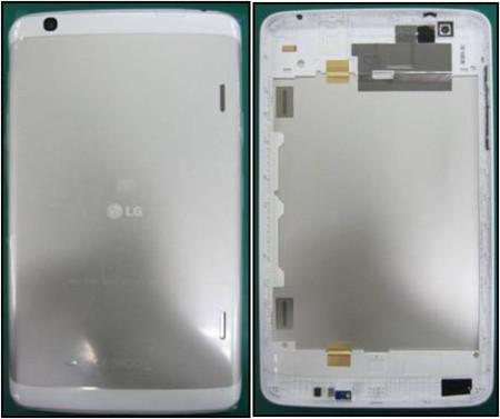 No, no es un nuevo Nexus. El LG G Pad tendrá una edición Google Play (ACTUALIZADO)