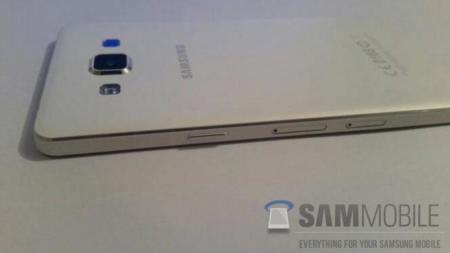 Samsung Galaxy A5 se deja ver por primera vez