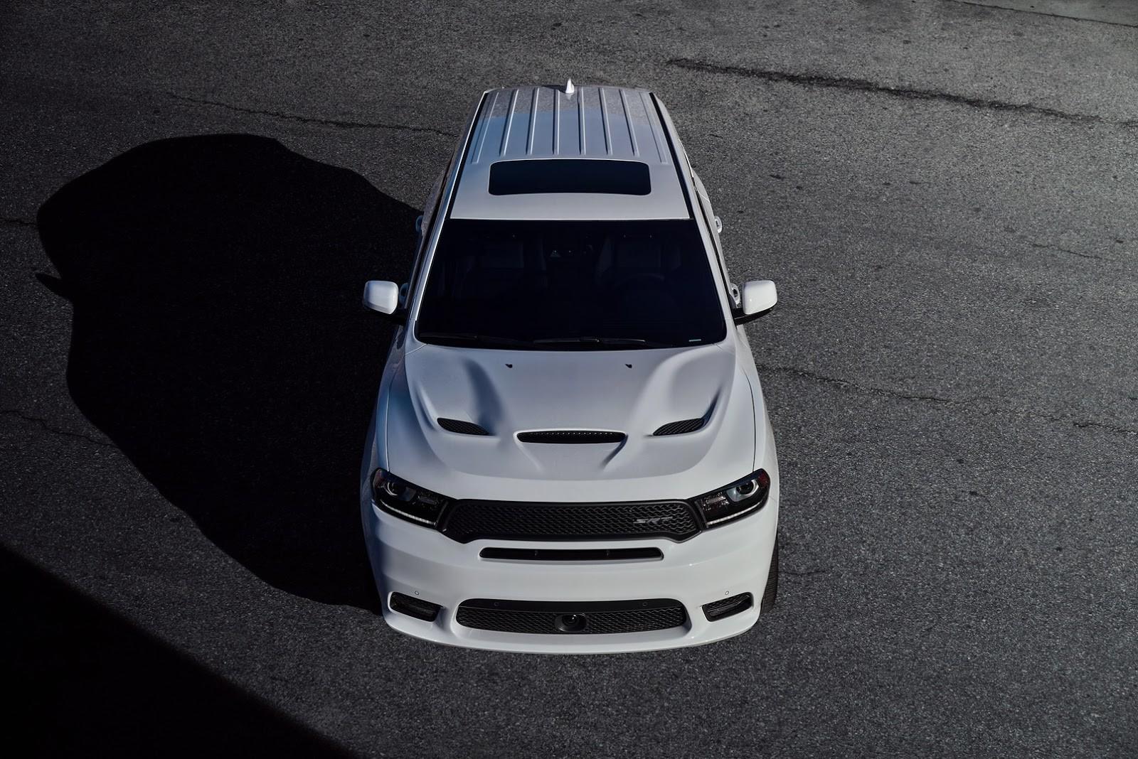 Foto de 2018 Dodge Durango SRT (26/56)