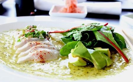 Menu Semanal Julio Pescado Salsa Verde